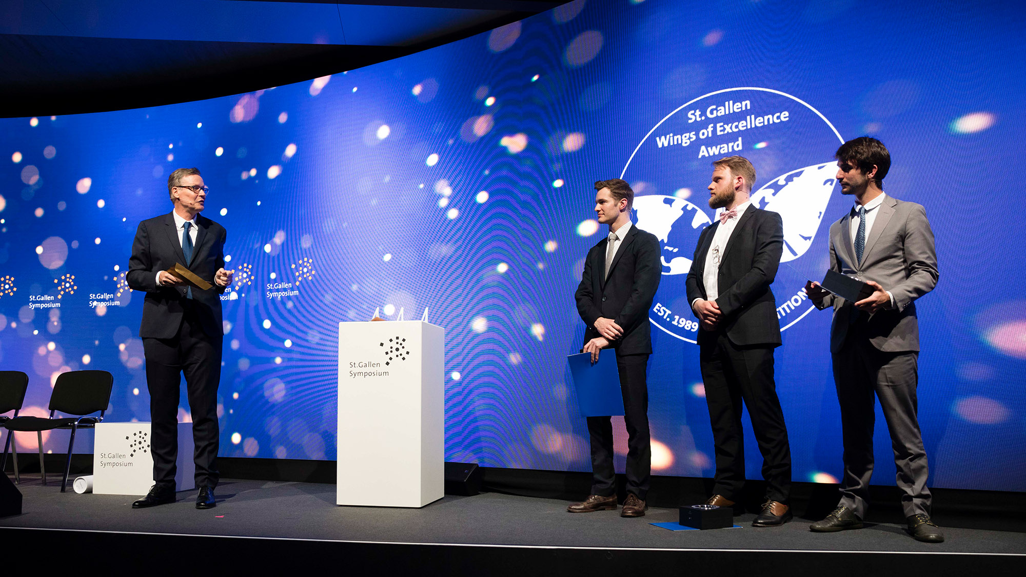 St.Gallen Wings of Excellence Award 2018
